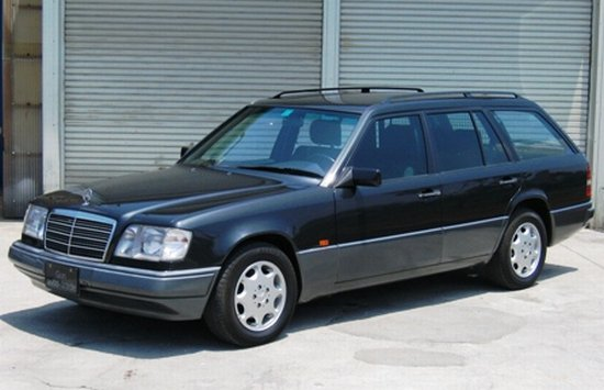 1994 Mercedes-Benz 320SW Car Picture