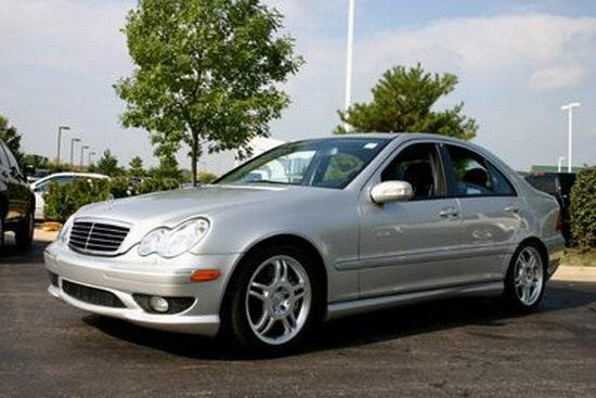 2002 Mercedes-Benz C32 Car Picture