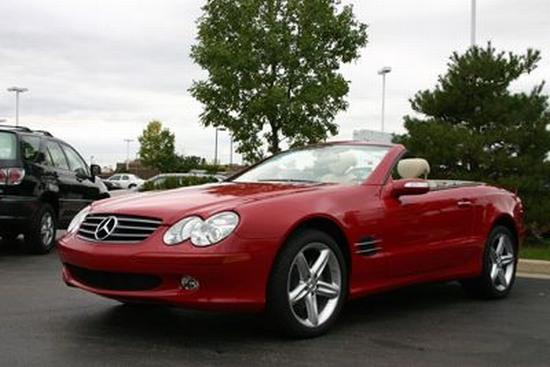2006 Mercedes-Benz SL500 Car Picture