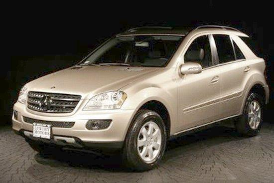 2006 Mercedes-Benz ML350 Car Picture
