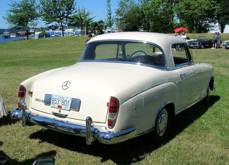 1959 Mercedes-Benz 220SE Car Picture