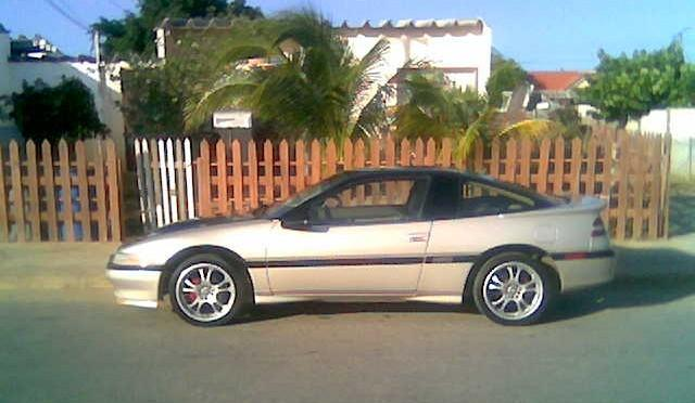 1990 Mitsubishi Eclipse Car Picture