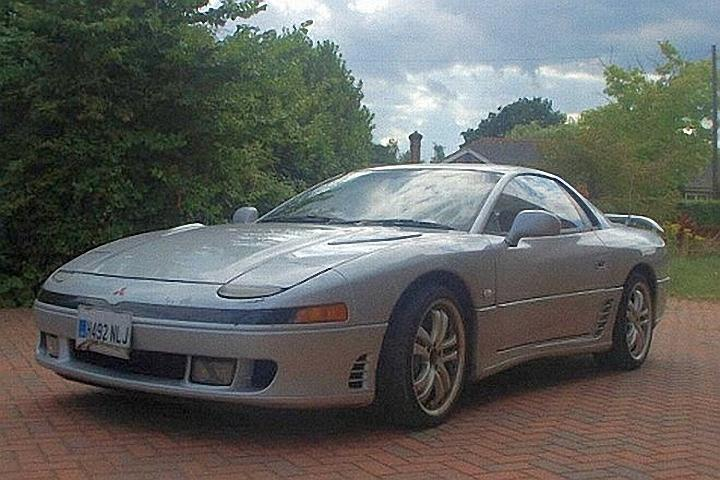 Front Left 1991 Mitsubishi GTO Car Picture