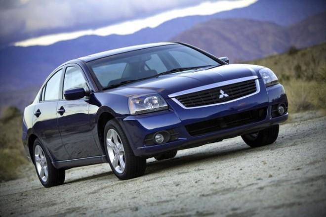 2009 Mitsubishi Galant Car Picture