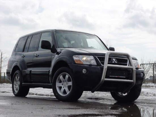 2003 Mitsubishi Pajero Car Picture