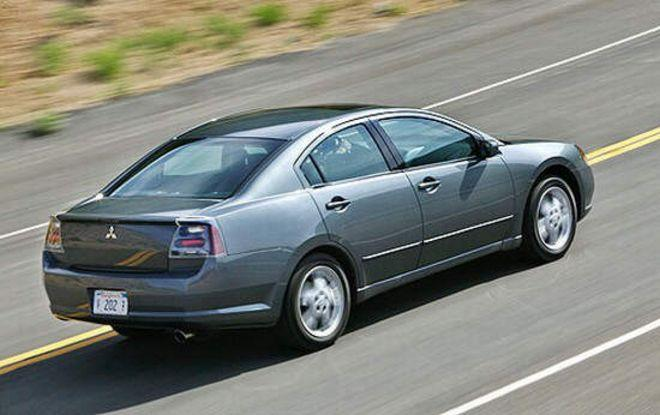 2004 Mitsubishi Gallant GTS Car Picture