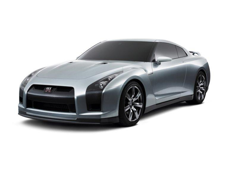 2005 Nissan Gray Gtr Concept Car Picture Concept Car Photos