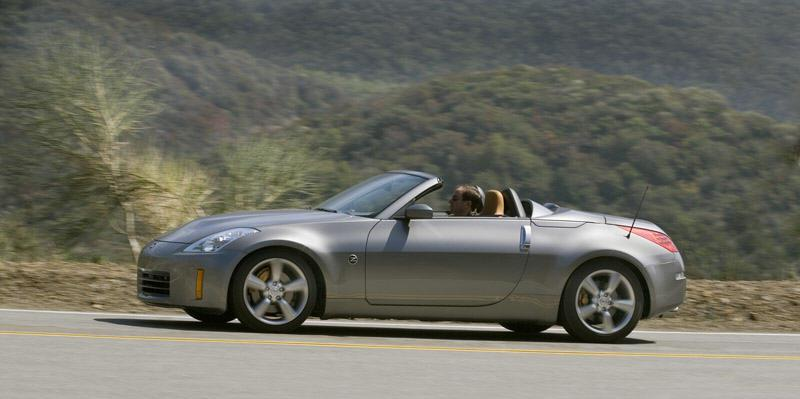 2008 Nissan 350Z Roadster Car Picture