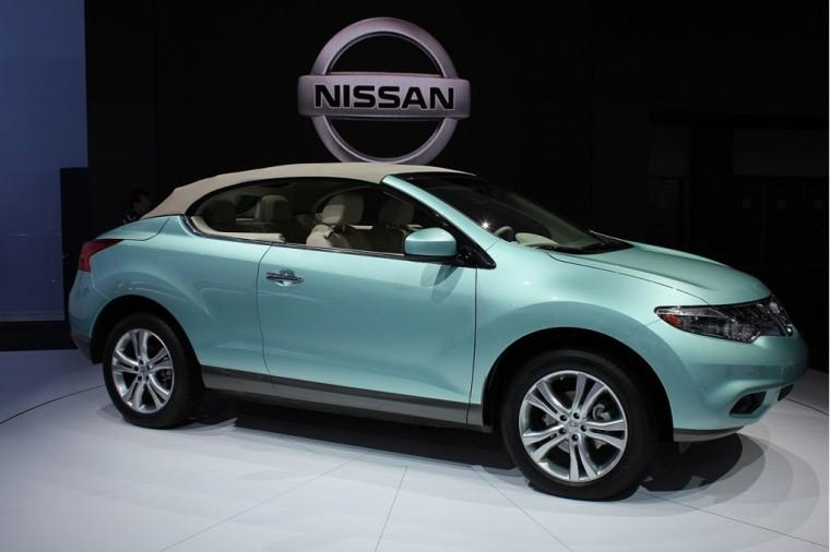 2011 Nissan Murano Car Picture