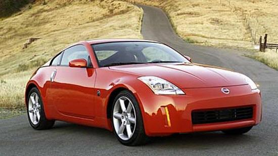2003 Nissan 350Z Car Picture
