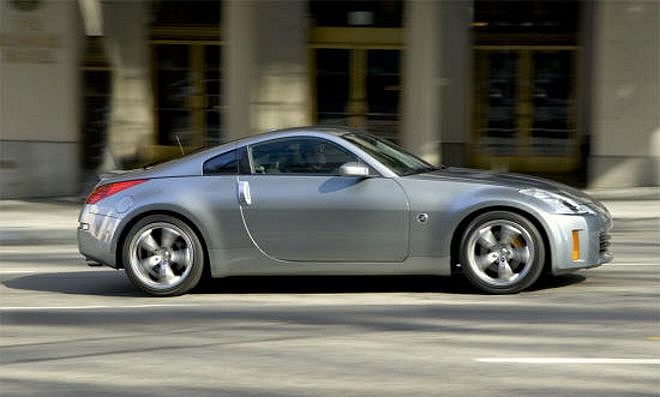 2006 Nissan 350Z Right Side Car Picture