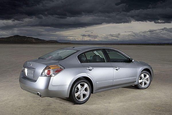 2007 Nissan Altima Car Picture