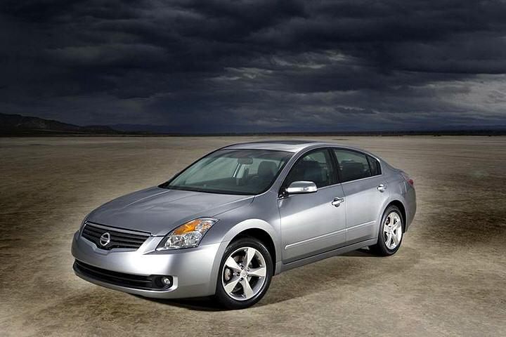 2007 Nissan Maxima Car Picture