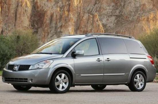 2004 Nissan Quest Van Car Picture