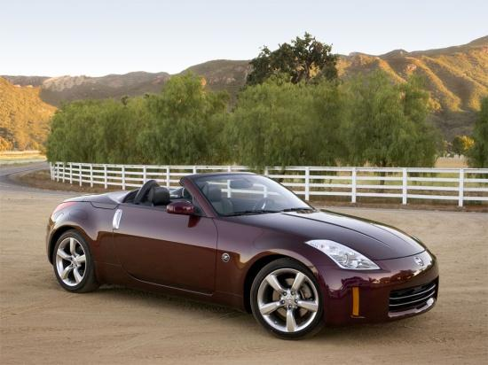 Nissan 350 Roadster Car Picture