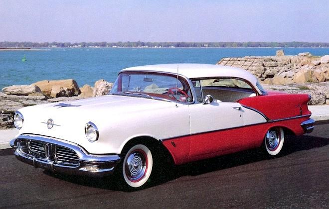 1956 Oldsmobile Eighty-Eight Car Picture