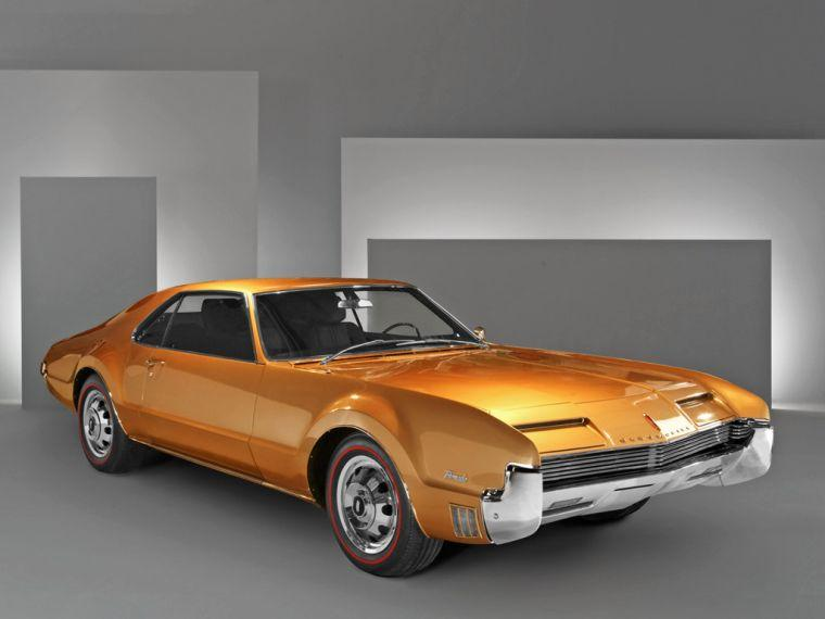 Leno's 1966 Oldsmobile Toronado Car Picture
