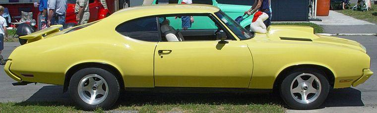1972 Oldsmobile Cutlass Car Picture