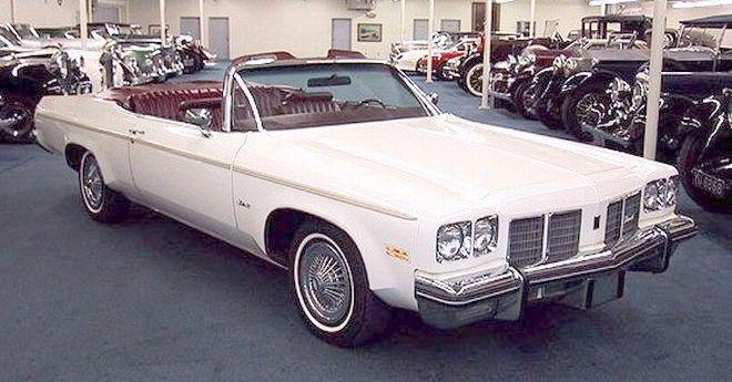 Front right 1979 Oldsmobile Delta Convertible Car Picture
