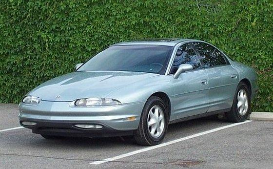 1995 Oldsmobile Aurora Car Picture