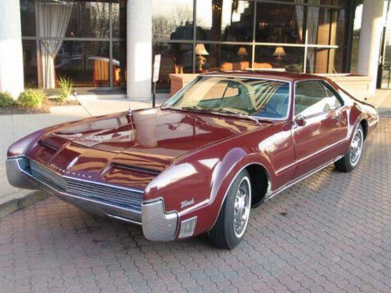 1966 Oldsmobile Toronado Car Picture
