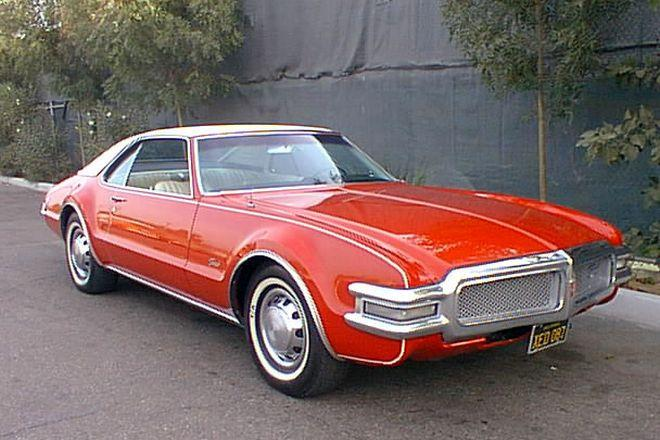 1968 Oldsmobile Toronado Car Picture