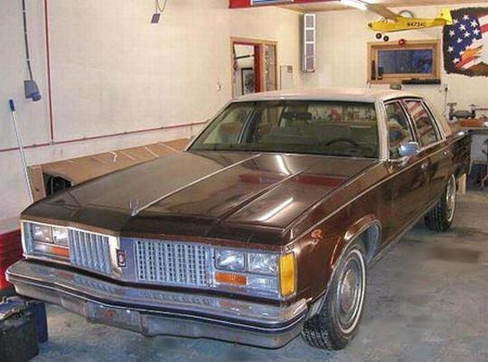 1982 Oldsmobile Ninety Eight Regency Car Picture