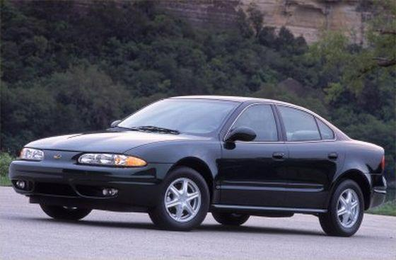 2004 Oldsmobile Alero Car Picture