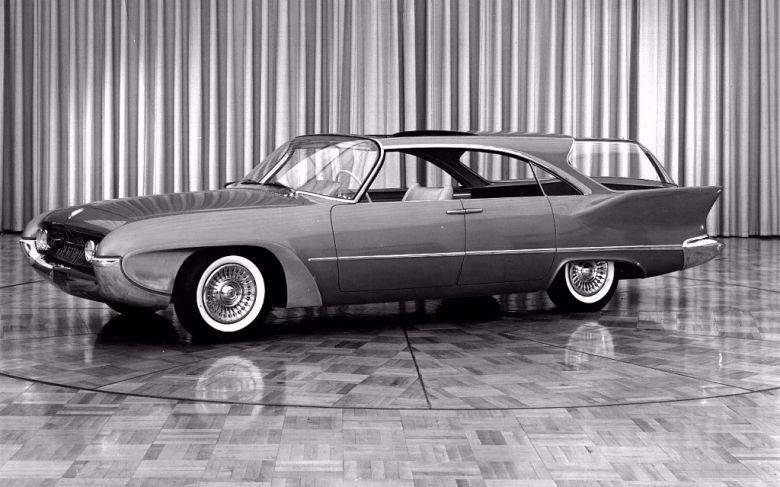 1958 Plymouth Cabana Concept Car Picture