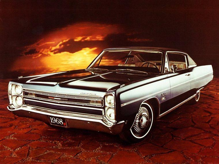 1968 Plymouth Sport Fury Car Picture