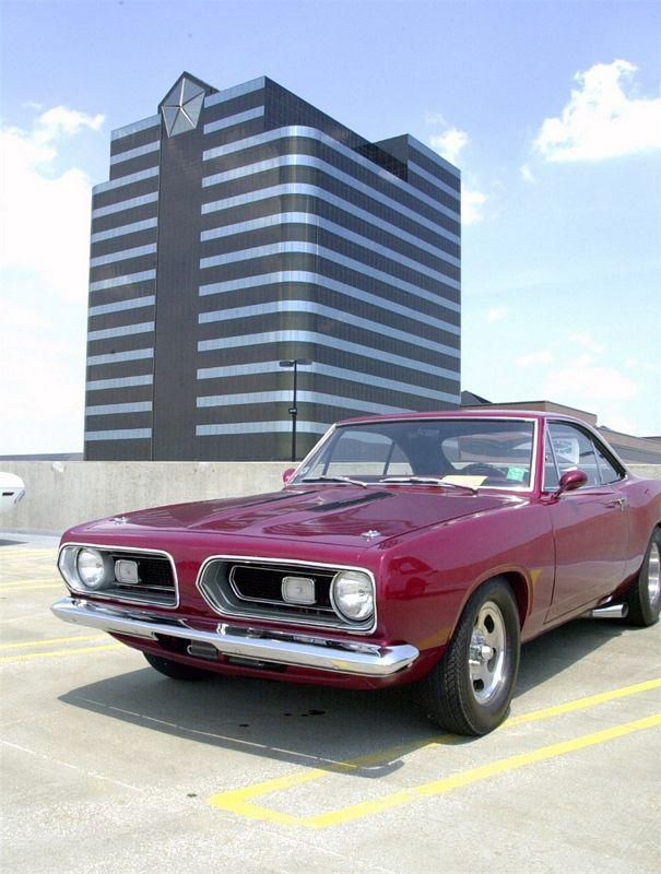 1968 Plymouth Barracuda Car Picture