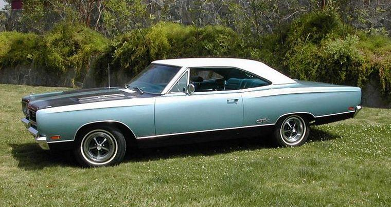 1969 Plymouth GTX Car Picture