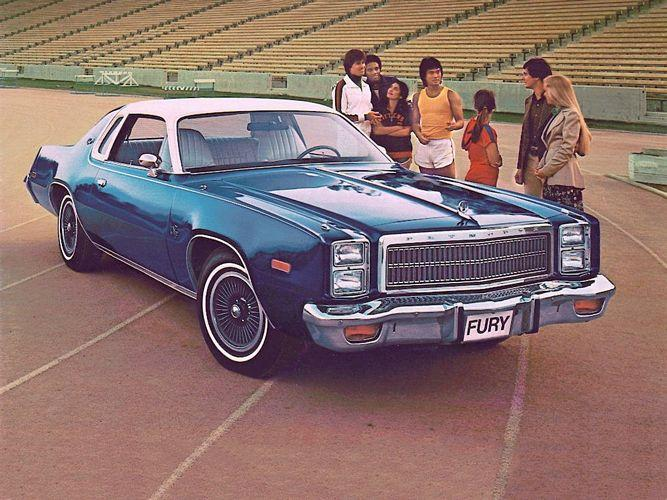 1977 Plymouth Fury Car Picture