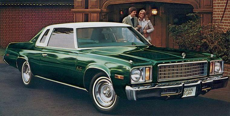 1977 Plymouth Gran Fury Car Picture