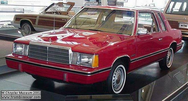 1981 Plymouth Reliant Car Picture