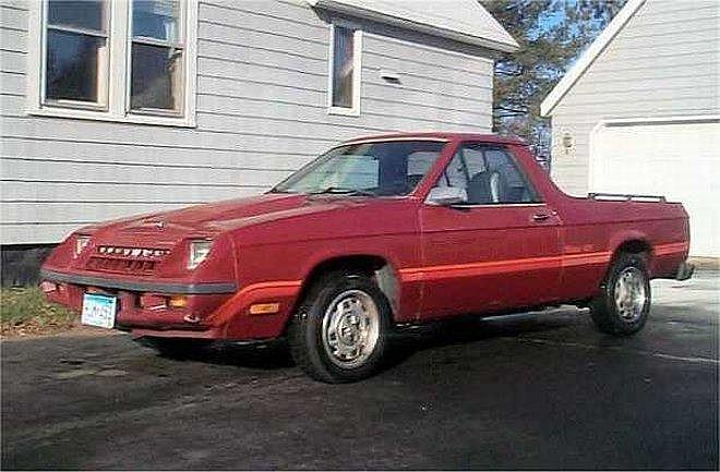 1983 Plymouth Scamp Car Picture