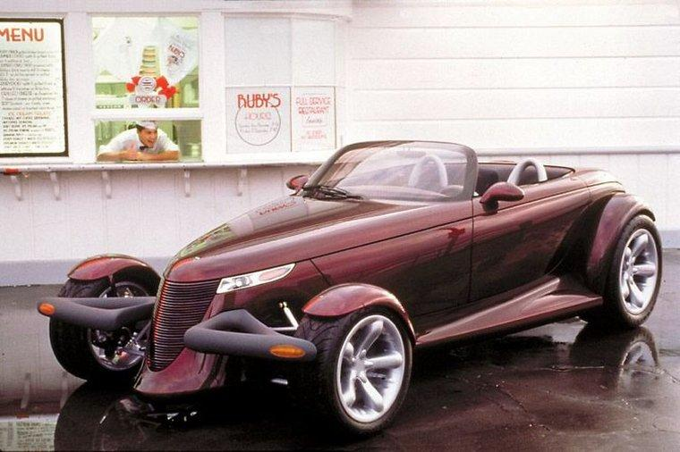1993 Plymouth Prowler Car Picture