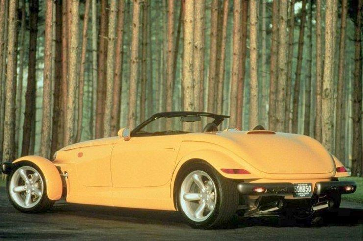1998 Plymouth Prowler Car Picture