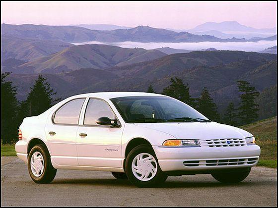 2000 Plymouth Breeze Car Picture