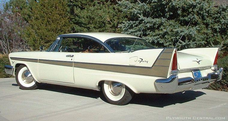 1957 Plymouth Fury Car Picture
