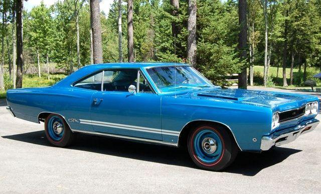 1968 Plymouth GTX Hemi Car Picture