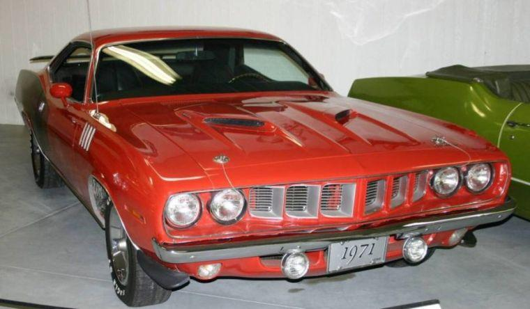 1977 Plymouth Barracuda Car Picture