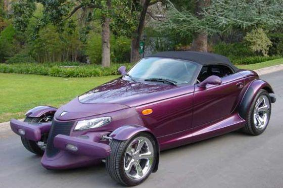 Plymouth Prowler Car Picture