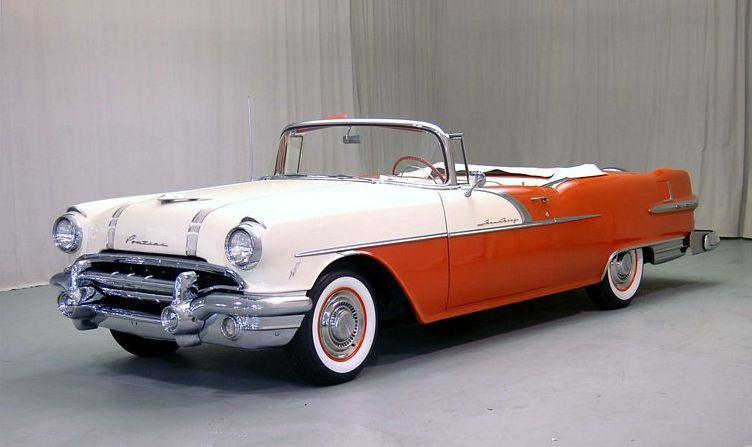 1956 Pontiac Star Chief Car Picture