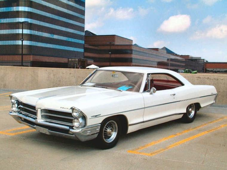 1965 Pontiac Catalina Car Picture