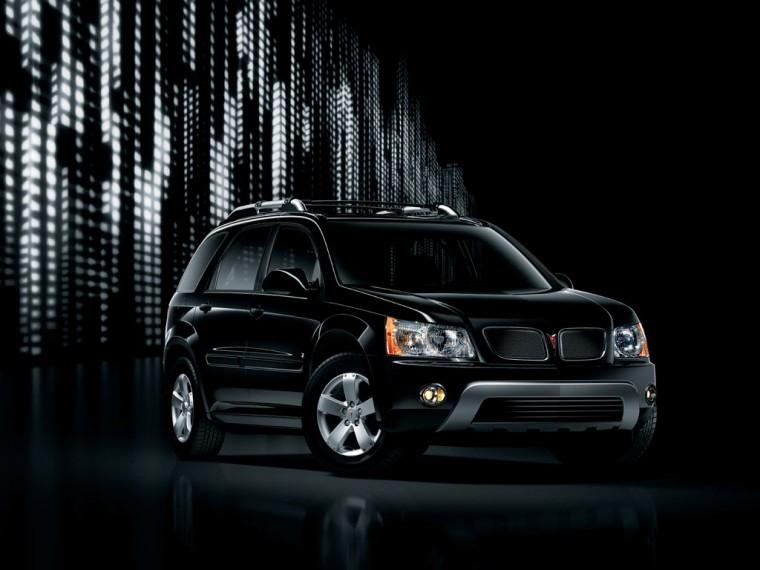 2008 Pontiac Torrent Front RIght Side Car Picture