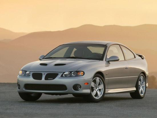 2004 Pontiac GTO Car Picture