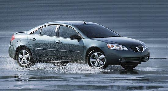 2006 Pontiac G6 Car Picture