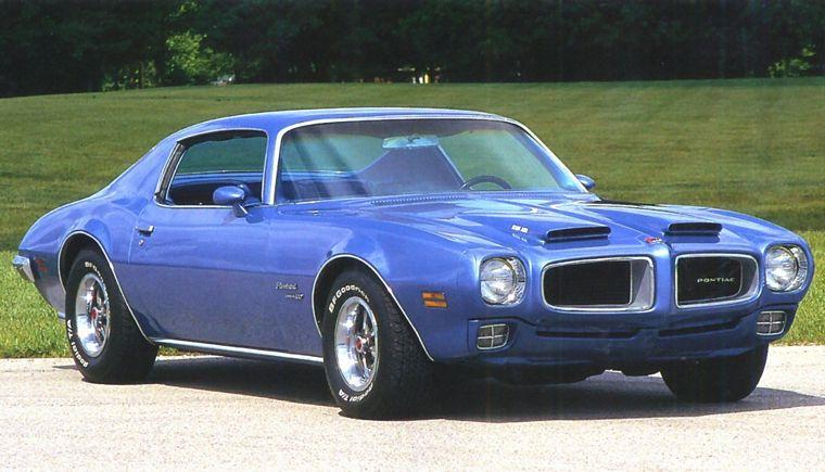 1970 Pontiac Firebird Car Picture