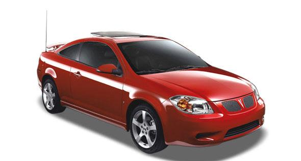 2008 Pontiac G5 Front Right Side Car Picture